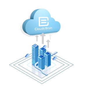 Cloud migration scenarios that aid in cost-cutting using Clouds Brain
