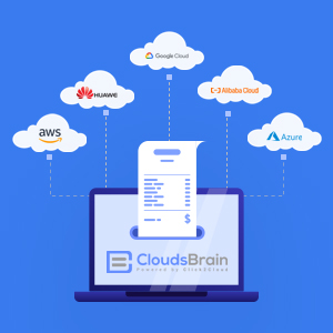 Evaluate the Multi-Cloud Cost Optimization and Billing through CloudsBrain
