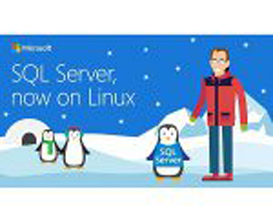 .NET Core & SQL Server Preview on Linux Containers