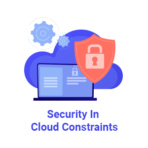 Security in Cloud Computing: An Analysis of Key Drivers and Constraints