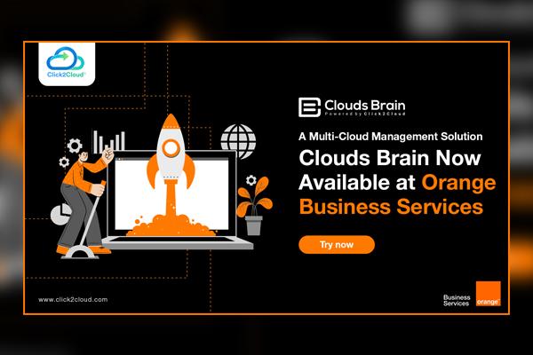 Clouds Brain Onboard at Orange Business Service